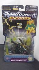Hasbro Transformers Energon RID Insecticon Comic Book Included 2003 NISB