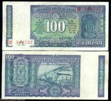 VERY RARE NOTE  OF Rs 100/-  I .G . PATEL (  UNC )