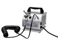 Iwata-Madea Studio Series Silver Jet Air Compressor IS-50