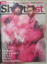 Kasabian - Shortlist magazine - 8 May 2014