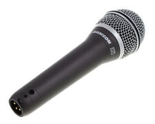 Samson Q7 Microphone Vocal Mic Super Cardioid Hand Held FREE Mic Clip & Case NEW