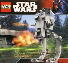 LEGO STAR WARS 'AT-ST WALKER' 7657 RARE PILOT MINIFIGURE 100% COMPLETE GUARANTEE