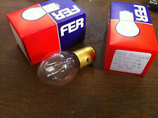 BOMBILLA FER 6V 20/20W LIGHT 6 V 20/20 W BA20D NEW OLD STOCK