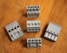 Siemens 6SY9432 Quick Conector 4 Pin - Lot of 5 - NEW