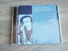 jazz CD british PRIVATE contemporary *NEW* uk DAVE O'HIGGINS QUARTET In The Zone