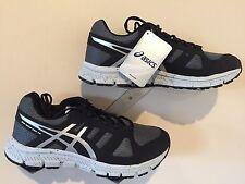 ASICS Men's Shoes Gel-Unifire TR 3 Dark Grey/Silver/Black  - Size 8 Wide 4E