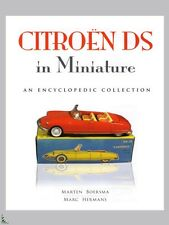 Citroën DS in Miniature, an encyclopedic collection
