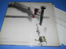 LP ITALIAN PROG BANCO DEL MUTUO SOCCORSO - COME IN UN ULTIMA CENA - BOOK