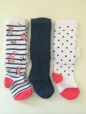 *Baby Clothes/ Baby Girls New Tights 12/18 Months* (Save & Combine Postage)