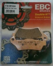 Aprilia RST1000 Futura (2001 to 2004) EBC Sintered REAR Brake Pads (FA181HH)