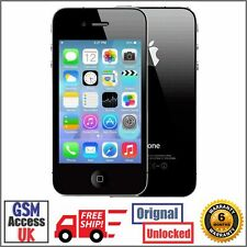 Apple iPhone 4s - 8GB - Black (Unlocked) Smartphone