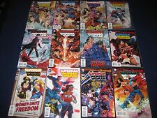 Superman Wonder Woman Complete Run 1-29, Annual 1,2 & More DC New 52