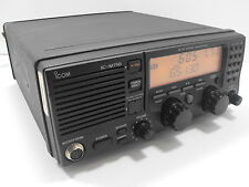 Icom IC-M710 MF/HF Marine Transceiver Radio w/ General Coverage Receiver