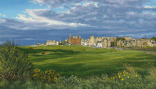 """""""The 17th Hole 2015 The Road Hole the Royal and Ancient"""" Hartough A/P Giclee"""