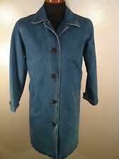 Women DENIM & COMPANY XS Extra Small Coat/Jacket Country Girls & Cowgirls VGUC