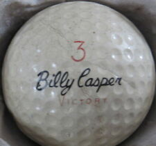 (1) BILLY CASPER VICTORY SIGNATURE LOGO GOLF BALL (CIR 1970) #3