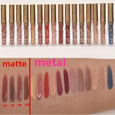 4pcs Farben Sexy Matt  wasserdichter Makeup Lippenstift Lip stick
