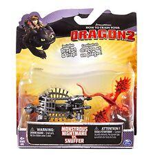 Dragons Drachenzähmen Figuren Set Battle Pack - Albtraum Drache vs. Snuffer
