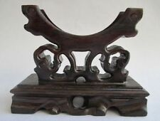 China black cherry wood Bracelet stand holder