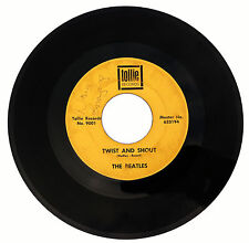 BEATLES - Twist and Shout / There's a Place 45rpm 1964 TOLLIE 9001 John Lennon