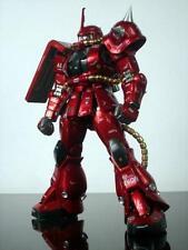 Rare MG 1/100 Gundam ZEON MS-06S ZAKU II finished product Japan