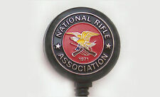 NRA Retractable Reel ID Badge Key Card Holder National Rifle Association lobby