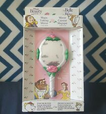 NEW BEAUTY AND THE BEAST MAGIC TALKING MIRROR THINK WAY TOYS NOS VERY RARE!