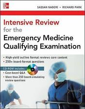 Intensive Review for the Emergency Medicine Qualifying Examination, Park, Richar