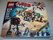 LEGO 70812 - The Lego Movie - CREATIVE AMBUSH - New / Sealed set