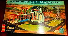 "REPRODUCTION ""BASE' ONLY FOR:  REVELL  WESTINGHOUSE ATOMIC POWER PLANT"