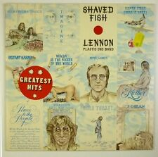 "12"" LP - Lennon - Shaved Fish - B1270 - washed & cleaned"