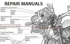 BMW R1200GS R1200R R1200RT R1200S R1200ST R900RT Service Repair Manual Workshop