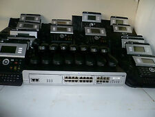 Alcatel-Lucent PCX PRA-T2, 16x 4029 h/sets NBN ready 12 months wty. Tax invoice