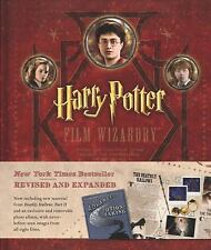 Harry Potter Film Wizardry by Brian Sibley (2012, Hardcover, Revised, Expanded)