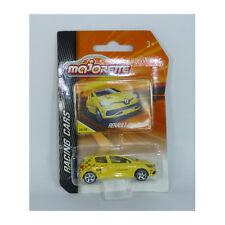 Majorette 212084009 Renault Clio Sport amarillo-Racing Cars 1:64 coche modelo nuevo! °