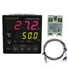 ITC-100VH 240V PID Temperature Controller Digital + K Thermocouple + 25DA SSR