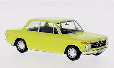 wonderful modelcar BMW 2002 1974 - yellow  - scale 1/43 - lim.ed.500 pcs.