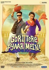 Gori Tere Pyaar Mein (2013) Bollywood Movie DVD With Special Feat Kareena Kapoor