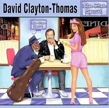 David Clayton-Thomas-Blue Plate Special CD NEW