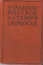 1928 Scott Standard Postage Stamp Catalogue, hardcover.