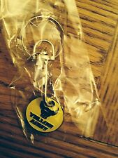 Oxford United Yellow Army - Key Ring with Trolley Token - Brand New
