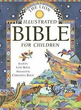 The Lion Illustrated Bible for Children (2007, Hardcover)