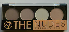 W7 The Nudes Eyeshadow Quad Palette Brand New Makeup Palette Highlighting
