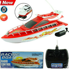 New Powerful Remote Control Boats Electric Toys Model Ship SailingGame Kids Ship