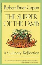 The Supper of the Lamb: A Culinary Reflection (Harvest/HBJ Book)-ExLibrary