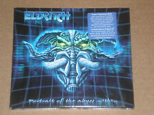 ELDRITCH - PORTRAIT OF THE ABYSS WITHIN - CD LTD. EDITION COME NUOVO (MINT)