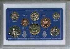 1996 Vintage Moneda establece 20th cumpleaños regalo de boda aniversario de nacimiento año actual
