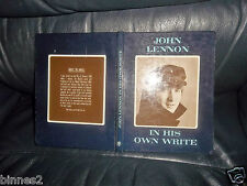 THE BEATLES JOHN LENNON 'S FIRST BOOK IN HIS OWN WRITE CHRISTMAS 1964 AWESOME