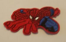 Marvel / SPIDERMAN Iron Sew On Patch Tshirt Transfer Badge Kids Clothing (no 2 )