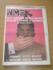 NME 1986 JUNE 14 PAULINE GRAHAM HIPPIES ERASURE MISSION BLACK MUSIC NEW POP